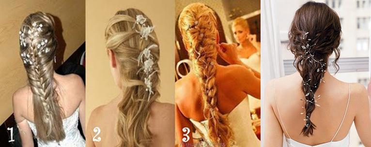 Penteados de noivas 2012 | imagem 9