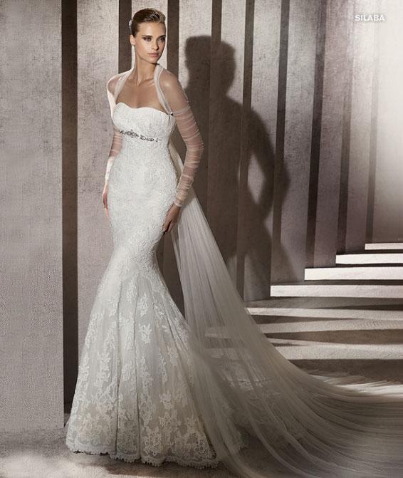 vestido de noiva sereia| imagem 4