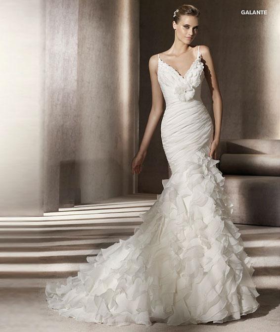 vestido de noiva sereia| imagem 1