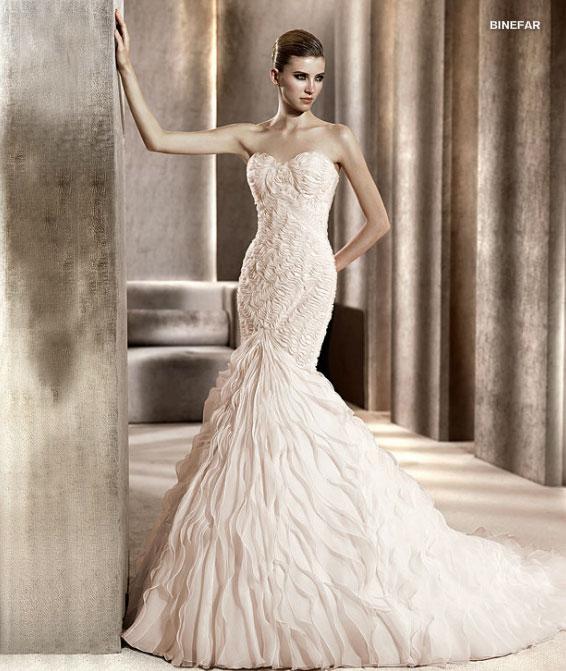 vestido de noiva sereia| imagem 7