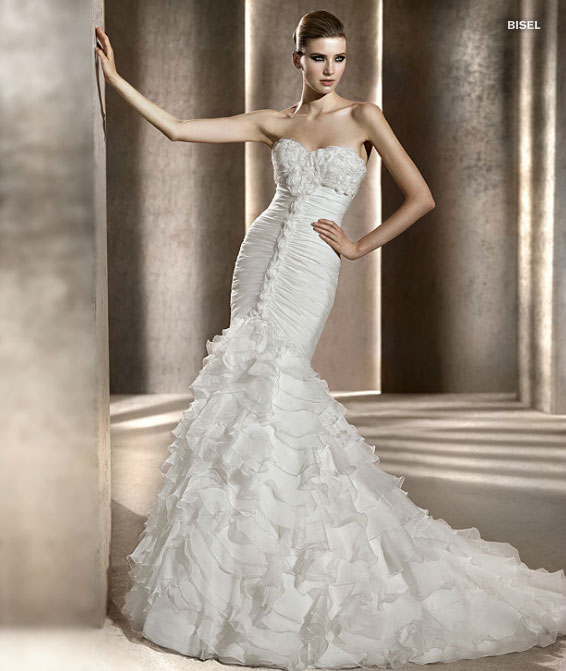 vestido de noiva sereia| imagem 6