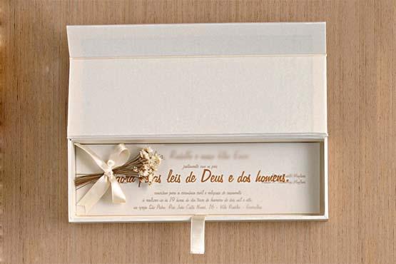 Convite de casamento moderno |imagem 5